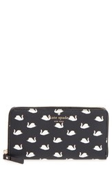 Kate Spade Women's New York 'Hawthorne Lane Lacey' Faux Leather Wallet