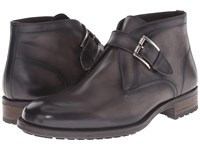 Magnanni Moro Grey Men's Pull On Boots Gray