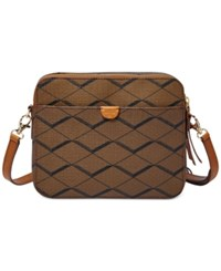 Fossil Sydney Crossbody Brown