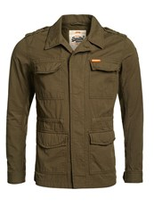 Superdry Rookie Military Blazer Military Green