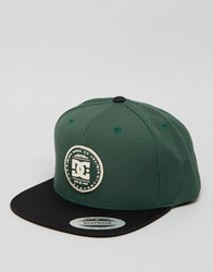 Dc Circulate Cap Green