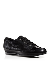 Munro American Munro Lace Up Sneakers Petra Black
