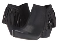 Otbt Folkloric Black Women's Pull On Boots