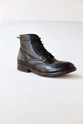 H By Hudson Anderson Boot Black