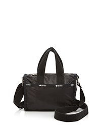 Le Sport Sac Lesportsac Mini Weekender Crossbody True Black