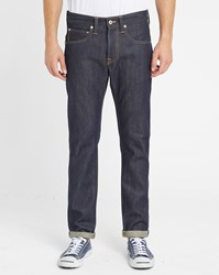 Edwin Faded Rainbow Selvedge Ed 55 Tapered Jeans Blue