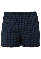 Sloggi Freedom Boxer Shorts Blue Dark Dark Blue