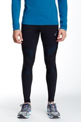 Asics Leg Balance Tights Blue