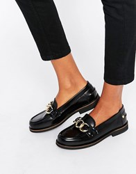 Tommy Hilfiger Daisy Chain Loafers Black
