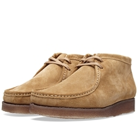 Padmore And Barnes P404 The Original Boot Terra Suede