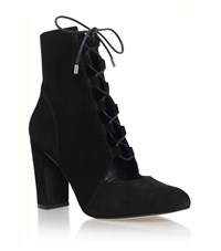 Kg By Kurt Geiger Hilly Ankle Boots Female Black
