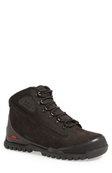 Helly Hansen Men's 'Knaster 3' Snow Boot Jet Black Tabasco