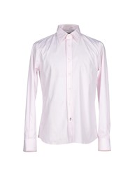 Guess By Marciano Shirts Shirts Men Light Pink