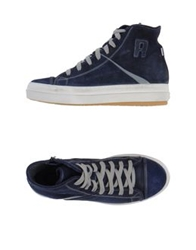 Ruco Line High Tops And Trainers Dark Blue