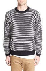Men's Obey 'Marcus' Stripe Sweater