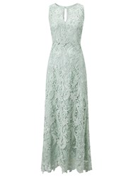 Phase Eight Collection 8 Mila Lace Maxi Dress Mint