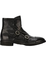 Officine Creative 'Rozier' Boots Black