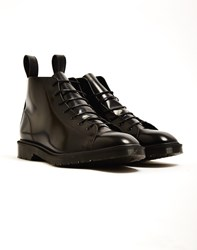 Dr. Martens Dr Marten's Made In England Classic Monkey Boot Black