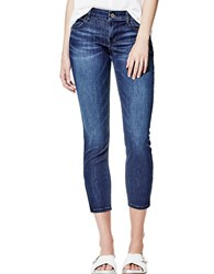 Guess Skinny Ankle Jeans Medium Wash