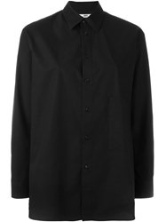 Hope Boxy Shirt Black