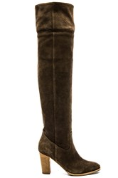 Belle By Sigerson Morrison Honey Boot Green