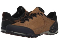 Allrounder By Mephisto Talido Tex Black Rubber Rust Ori Men's Lace Up Casual Shoes