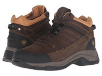 Ariat Terrain Pro H2o Java Women's Hiking Boots Brown