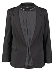 Wallis Ponte Blazer Black