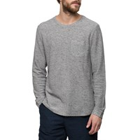 Oliver Spencer Light Grey Lark Crew Sweater