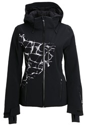 Spyder Ski Jacket Black