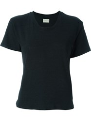 Simon Miller 'Canton' T Shirt Black