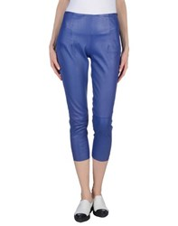 Hotel Particulier Trousers Casual Trousers Women Pastel Blue