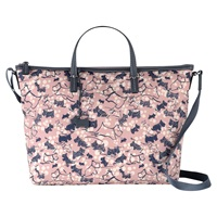 Radley Cherry Blossom Medium Multiway Grab Bag Pink