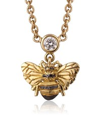 Theo Fennell Bee Necklace Female