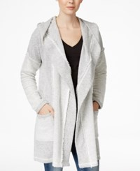 Jessica Simpson Keen Hooded Duster Cardigan
