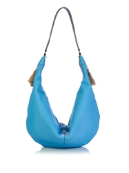 The Row Sling Leather Cross Body Bag