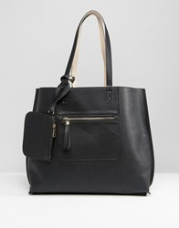 Oasis Renee Coloublock Shopper Multi
