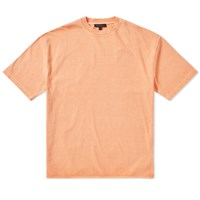 Yeezy Season 3 Heavy Knit Tee Orange