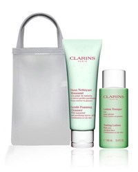Clarins Limited Edition Cleansing Duo For Oily Skin