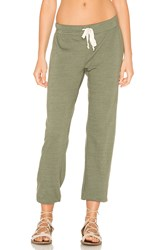 Nation Ltd. Medora Capri Sweatpant Olive