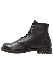 Shoe The Bear Laceup Boots Black