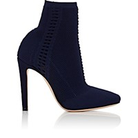 Gianvito Rossi Women's Vires Ankle Booties Blue