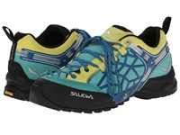 Salewa Wildfire Pro Bright Acqua Reef Women's Shoes Green