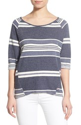 Women's Sol Angeles Mixed Stripe Pullover