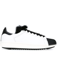Moncler 'Angeline' Sneakers White
