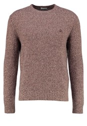 United Colors Of Benetton Jumper Brown