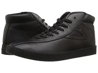 Tretorn Nylite Hi2 Black Black Black Men's Lace Up Casual Shoes