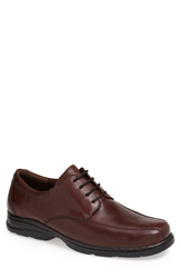 Dunham 'Bryce' Bicycle Toe Derby Brown