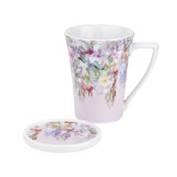 Ted Baker Hangarden Mug And Coaster