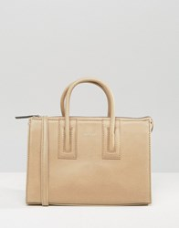 Matt And Nat Tote Bag Cardamom Beige